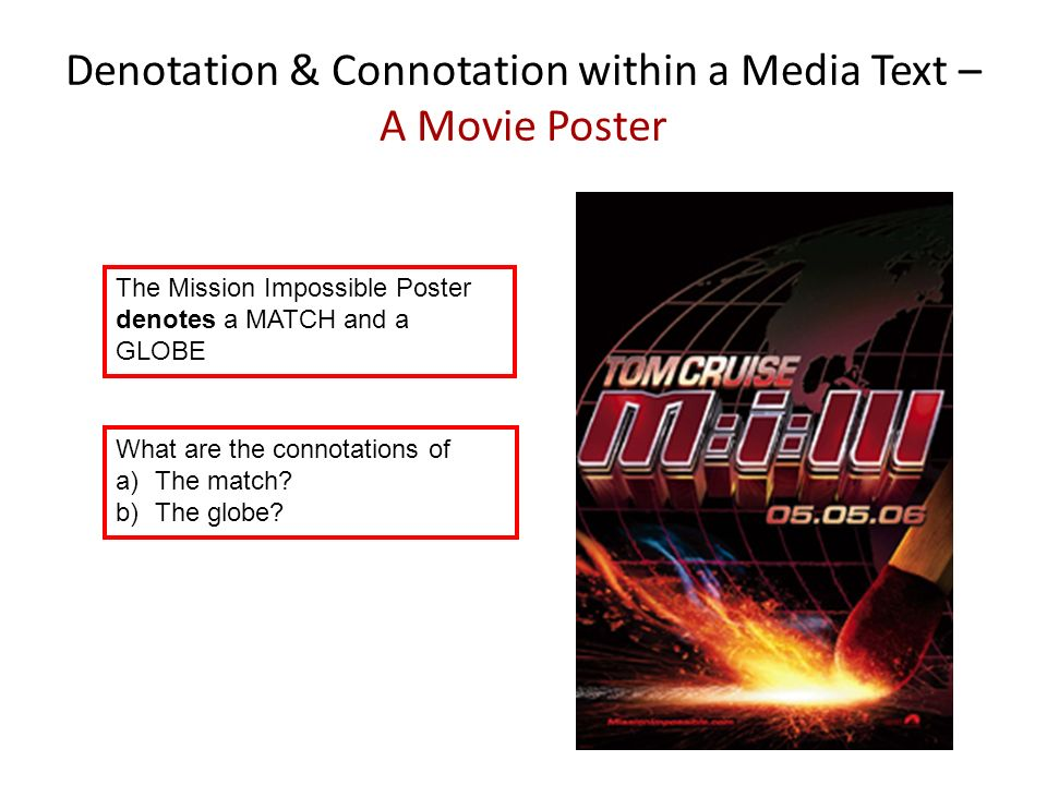 KEY TERM: Semiotics Definition: The study of SIGNS - ppt ...