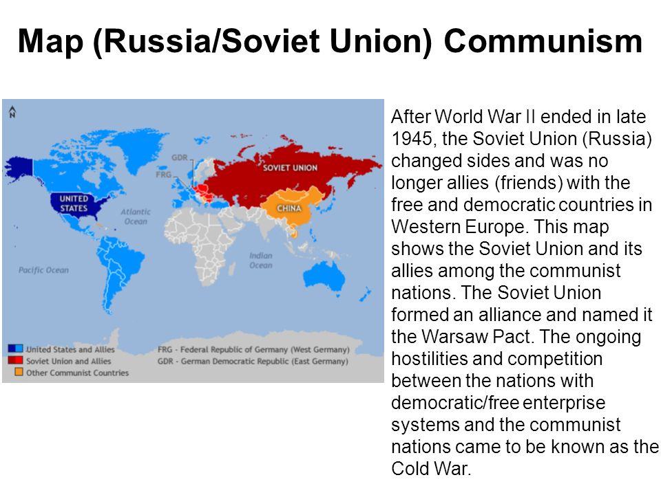the establishment of communist states in russia after the war Archives an archive of uk civil defence material post-cold war world  the establishment and maintenance of post-war  style communist states.