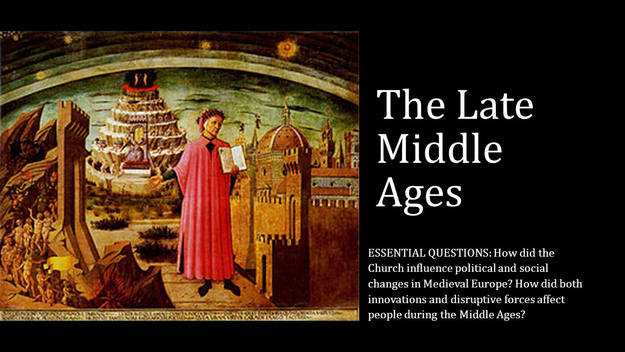 middle ages and major changes Medieval/renaissance music introduction in favour of major and minor scales 5 main article medieval music ca from antiquity through the early middle ages.