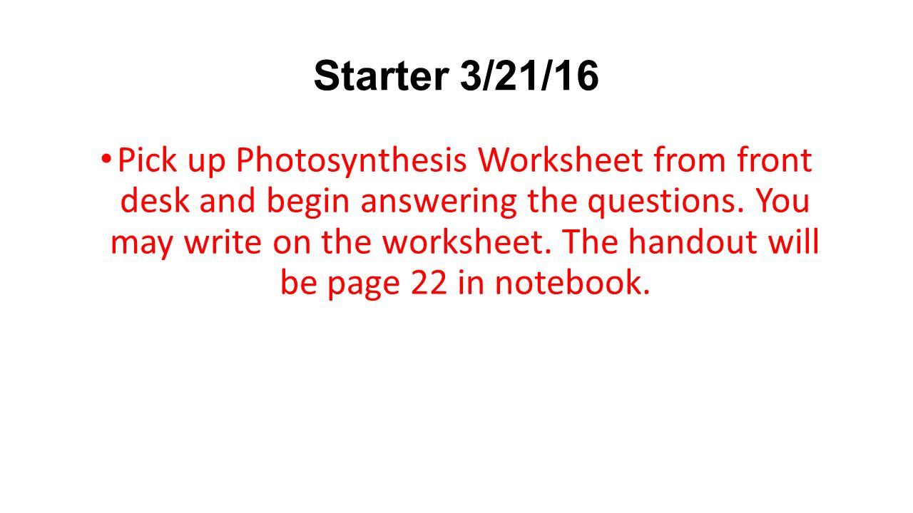 Workbooks regents biology worksheets : Starter 01/26/16 Copy and Answer on p.2 - ppt video online download