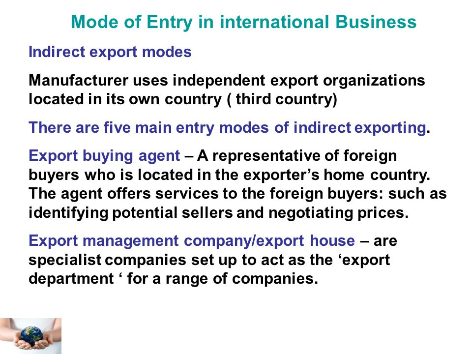 dell entry modes in china Foreign market entry modes - exporting, licensing, joint ventures, and direct investment.
