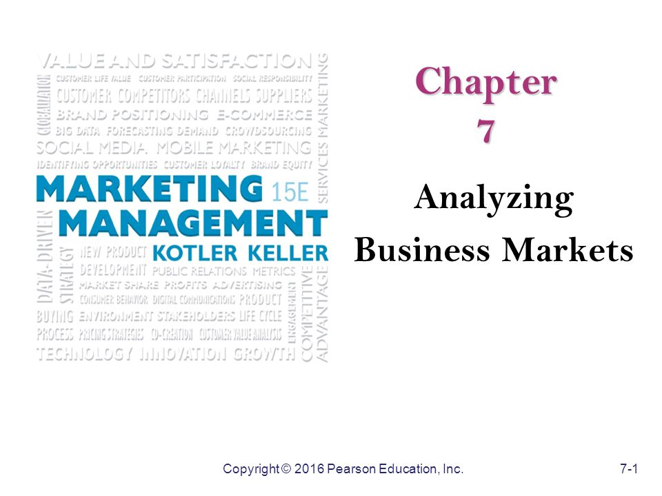 Analyzing Business Markets Ppt Video Online Download