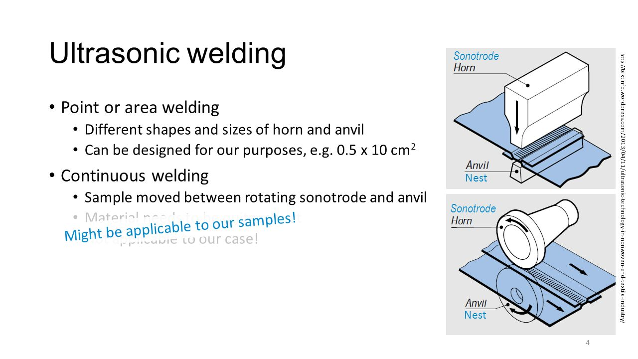 ultrasonic welding horn design guide