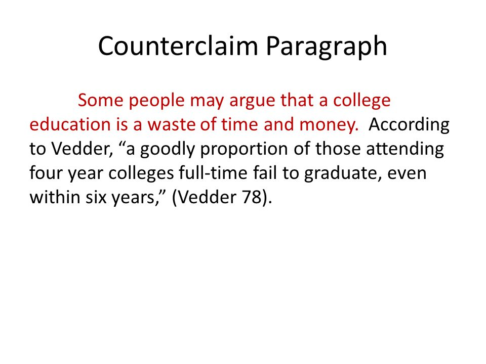 College is a waste of time and money essay