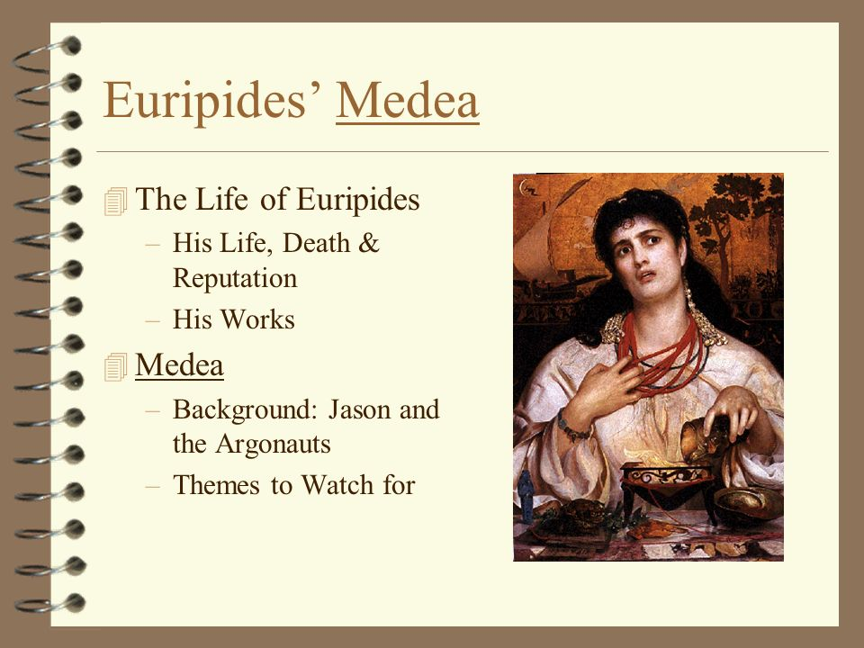 a close reading of euripides medea About euripides greek theatre tragedy historical contexts filicide and infanticide the legend of jason and medea   about medea readings / interpretations ways of seeing medea close study questions extended questions essay topics further reading & resources unit prepared by george marotous.