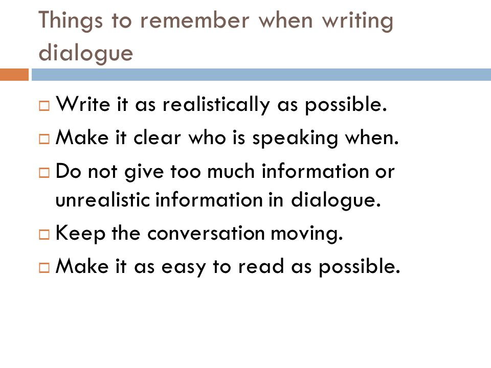 things to remember when writing an essay Let's take a closer look at that definition and learn how to write a good illustration essay what is an illustration essay remember, you're not writing an.