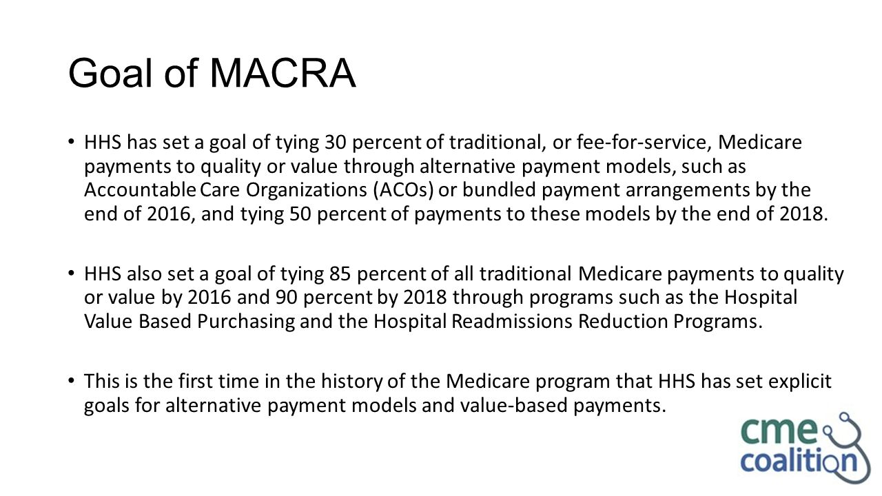 an introduction to the history of the medicare program Medicare: part b premiums congressional research service 1 introduction medicare is a federal insurance program that pays for covered health care services of most individuals aged 65 and older and certain disabled persons medicare serves approximately one in six americans and virtually all of the population aged 65 and over.