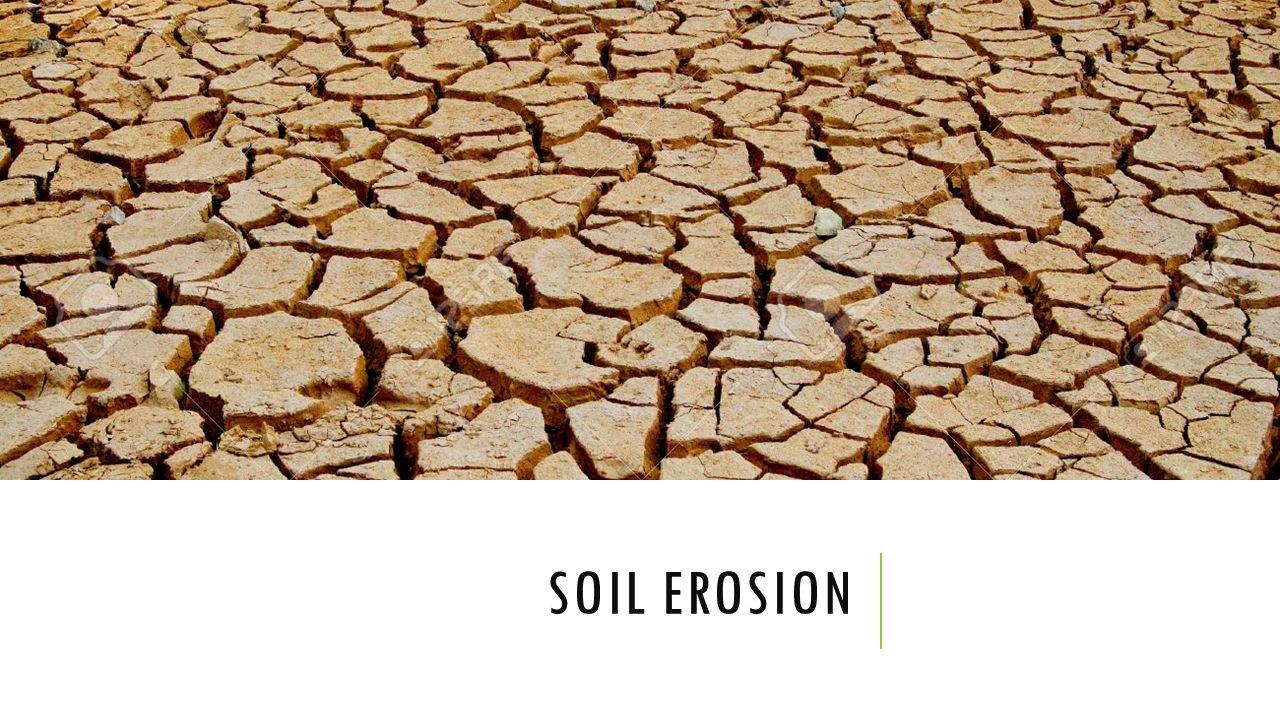 Soil erosion conservation ppt video online download for Soil erosion causes