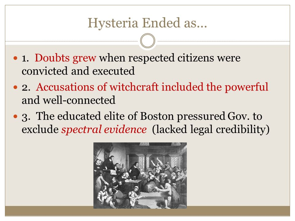 guilty until proven innocent at salem witch trials history essay The parallels between the salem witch trials and mccarthyism essay a+ pages:4 words:999 this is just a sample to get a unique essay  in both of these eras people were considered.