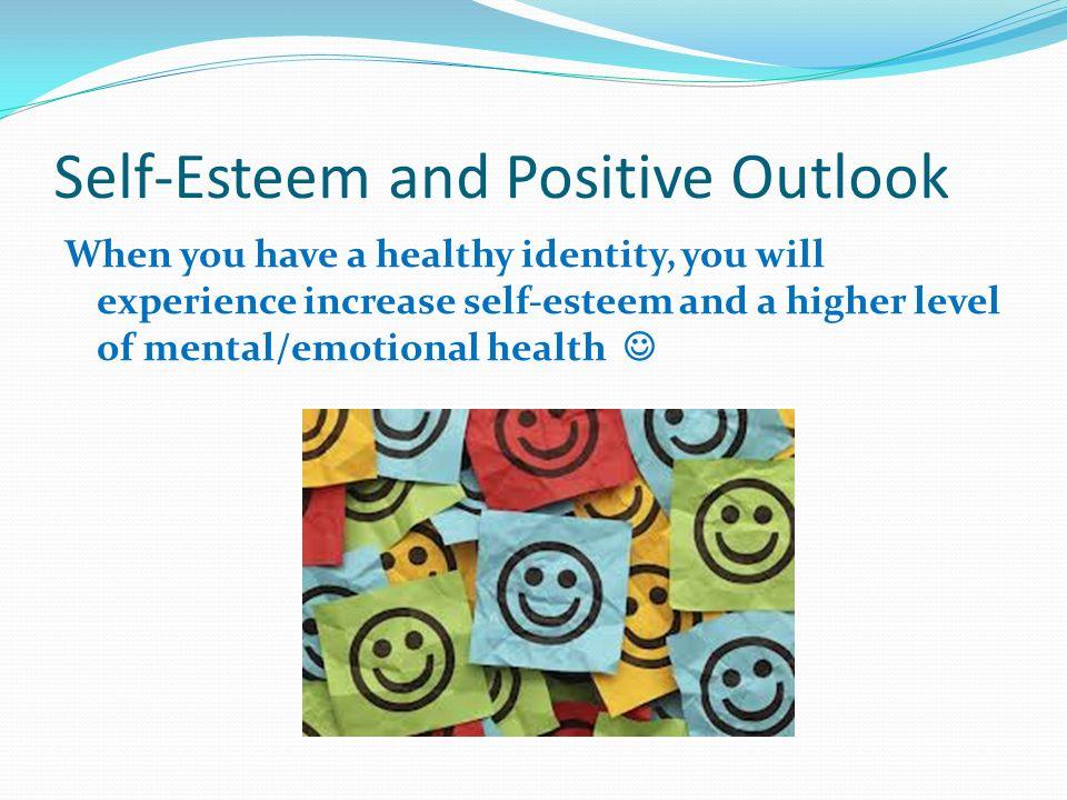 Self-Esteem and Positive Outlook