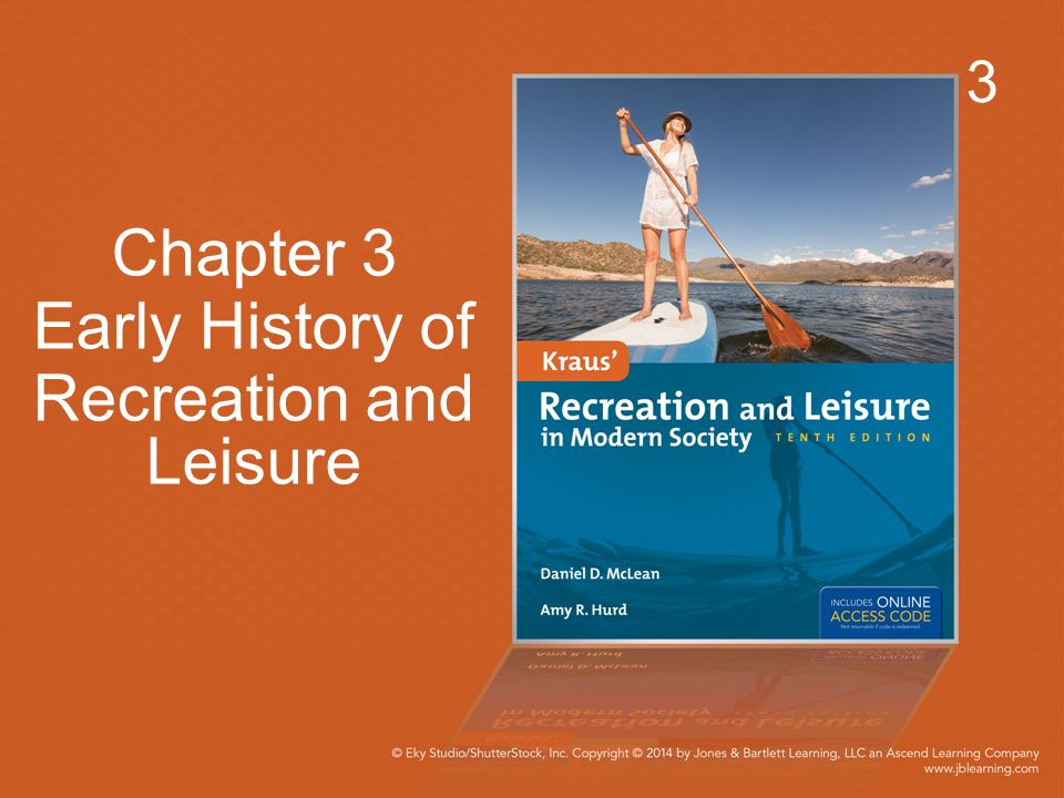 a personal assessment of leisure recreation and play time The department of recreation and parks' mission is to enrich the lives of the leisure needs assessment and city of santa maria  recreation.