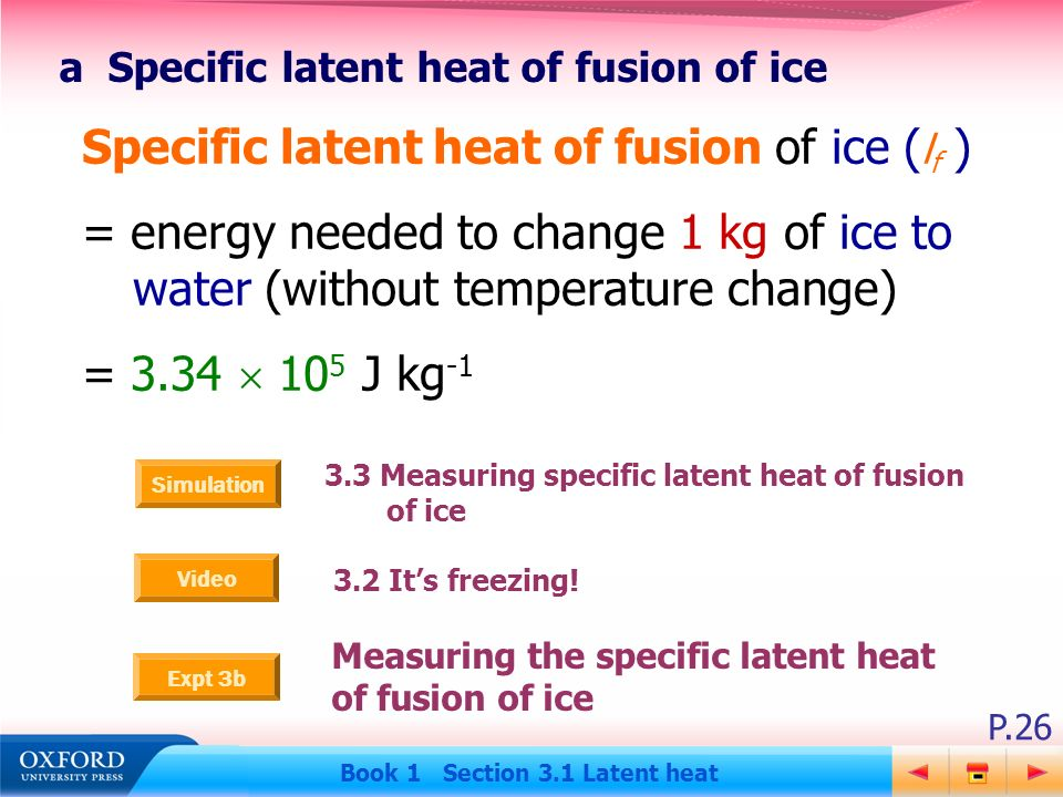an introduction to the experiment heat of fusion of a substance Ester names are derived from the parent alcohol and the parent acid, where an introduction to the experiment heat of fusion of a substance the latter may be organic or inorganic enjoy proficient essay writing and custom writing services provided by professional academic writers anomalous.