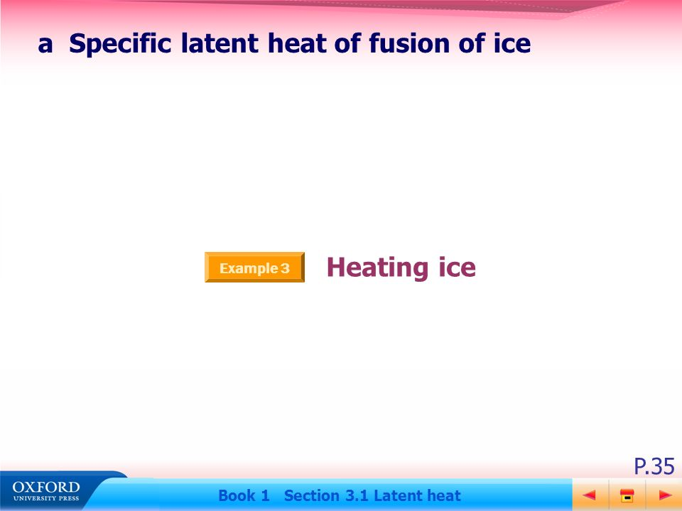 how to find the heat of fusion of ice