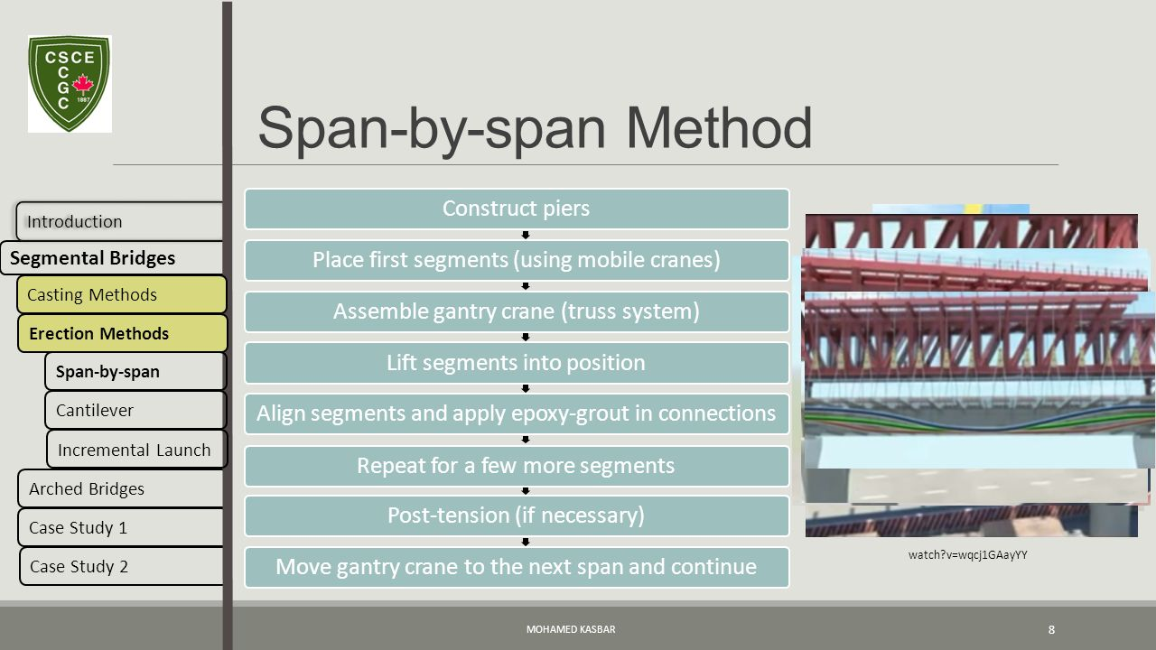 thesis bridge segmental span by span Ways to get thesis construction bridge span by span, the aims of education and other essay, example business plan swot analysis.