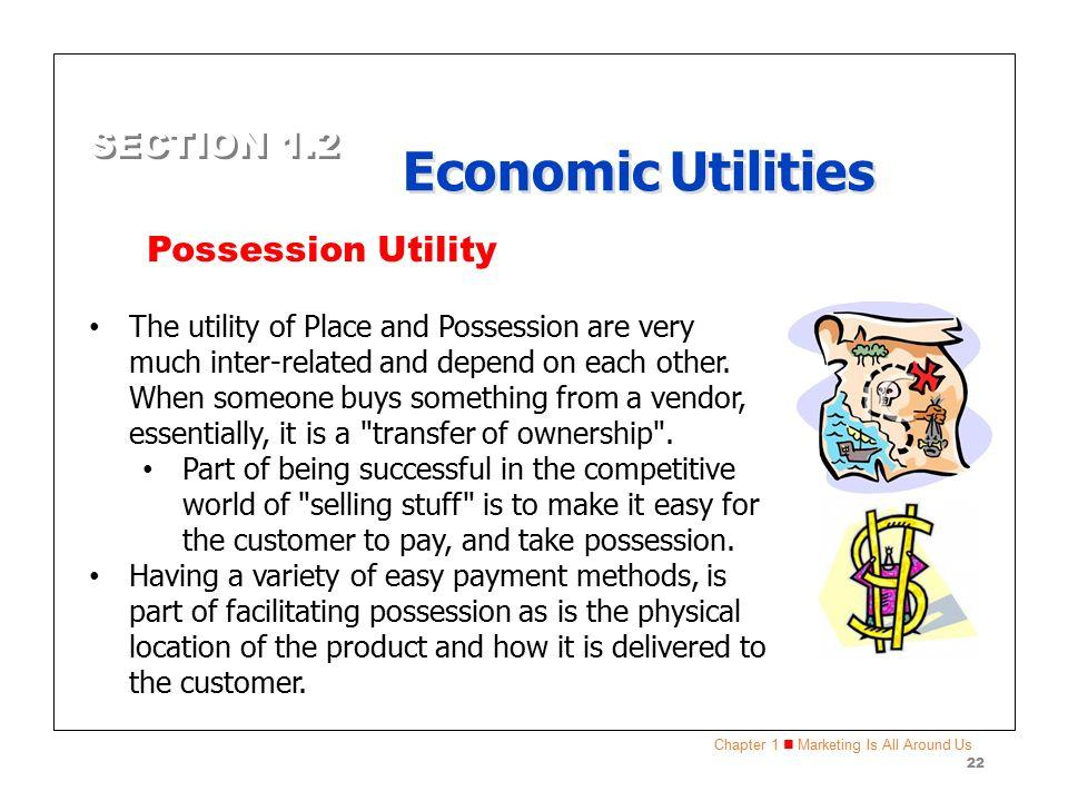 economic utility