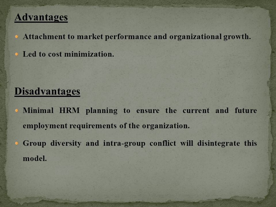 Advantages & Disadvantages of Market Orientation