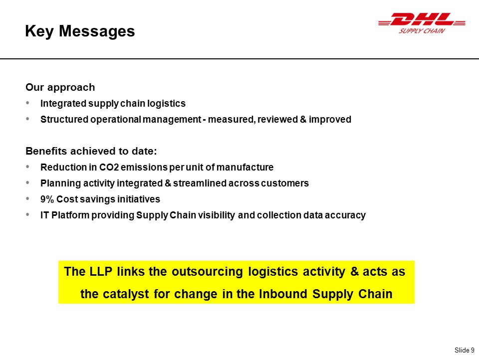 key logistic activities According to a third party logistics study by capgemini, 'cutting  demand,  additional capacity with additional increases in key cost centers.