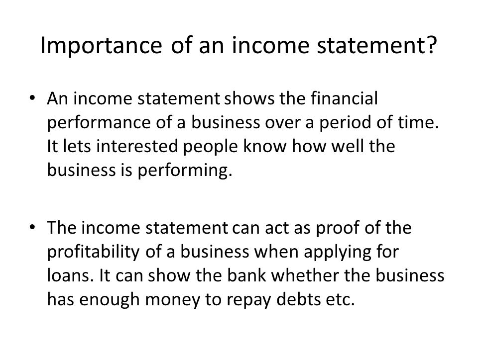 importance of financial statements Advertisements: read this article to learn about the features, importance and limitations of financial statements features of financial statements: 1 the financial.