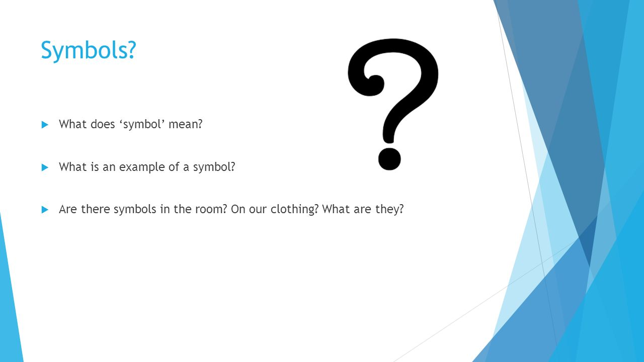 symbols of ppt video online  symbols what does symbol mean what is an example of a symbol