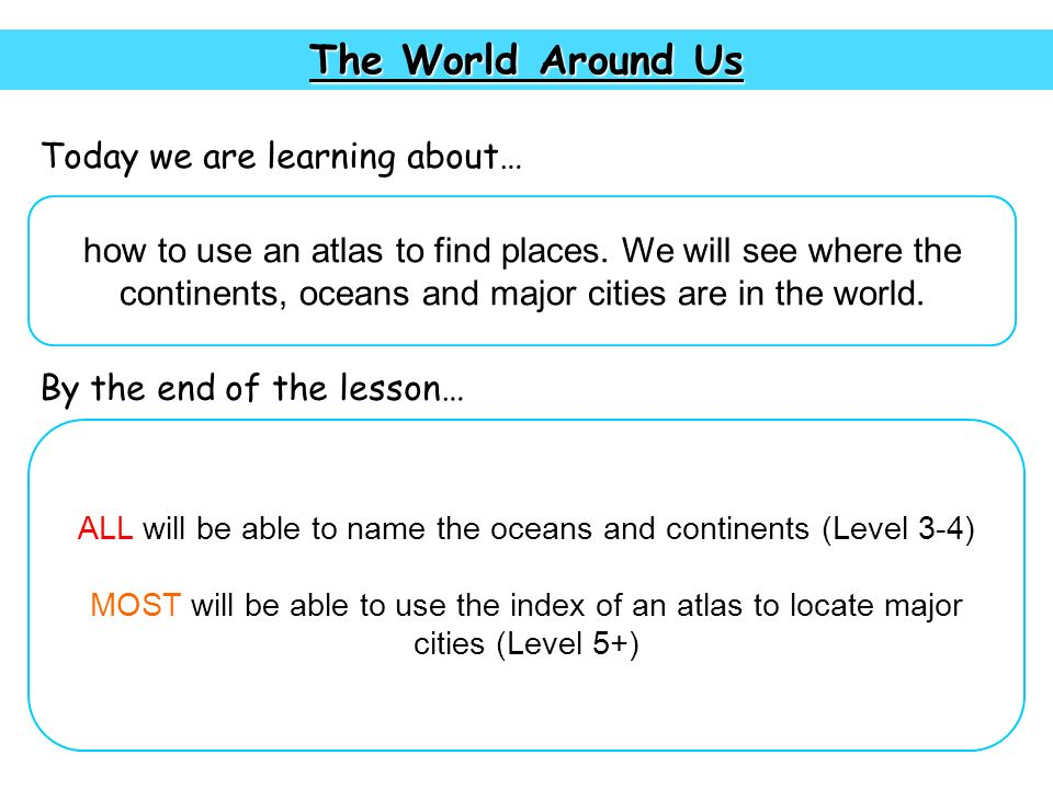 World Map Answers Continents Oceans Oceans 1. Africa 8. Arctic ...