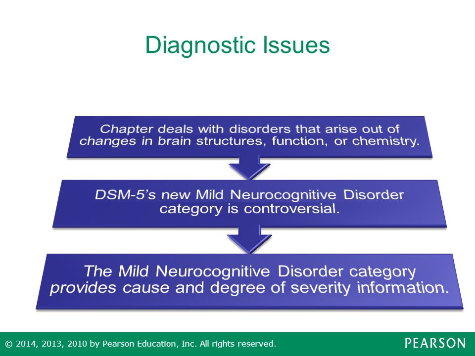 Chapter 14 Neurocognitive Disorders - ppt download