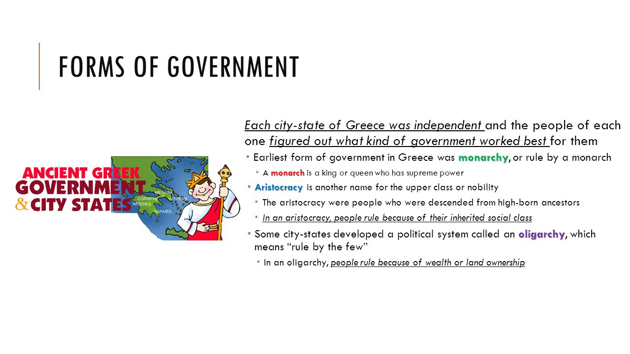 The City-State Democracy - ppt video online download