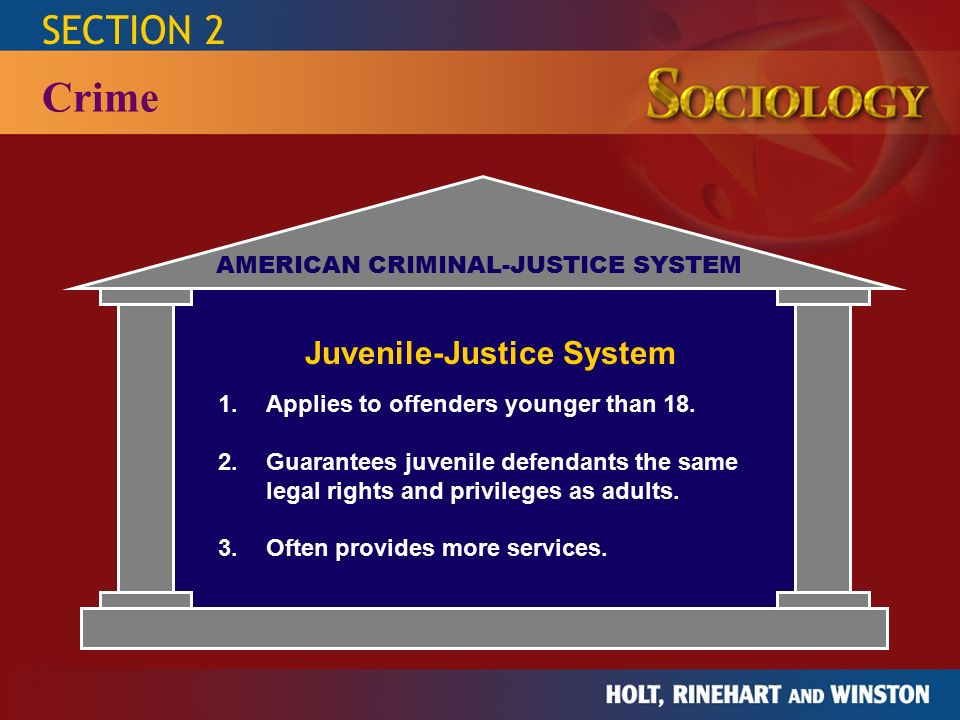 Juvenile-Justice System