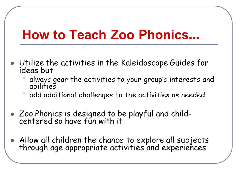 how to teach your child to read with phonics