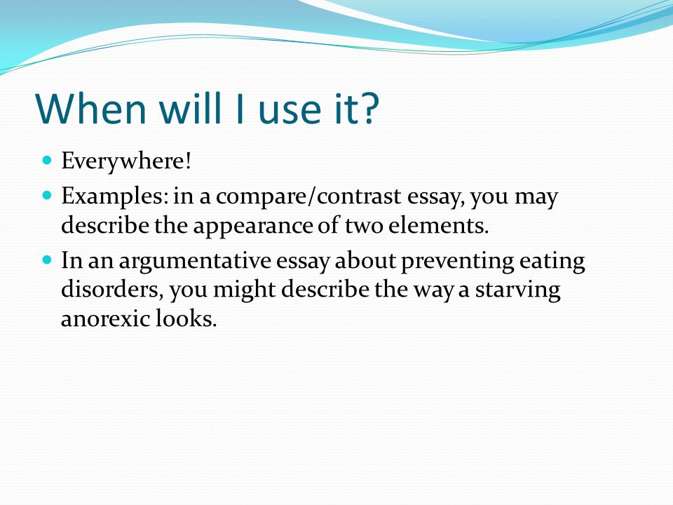 eating disorder argumentative essay topics Creating a strong research paper on eating disorders: thesis statement a paper on the types of eating disorder can first, a thesis statement is the argument a.