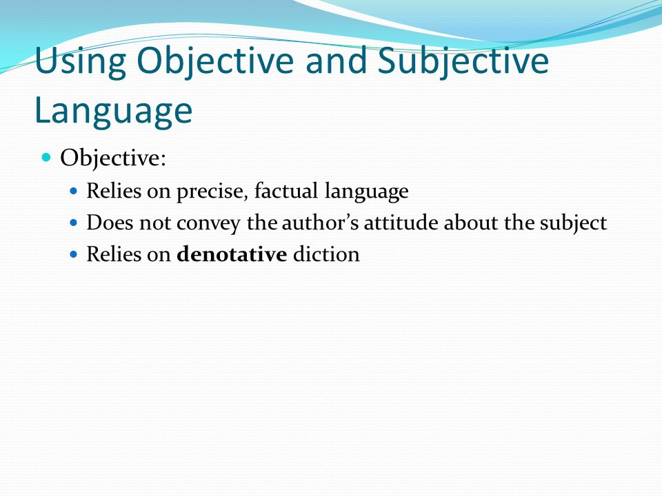 Writing A Great Objective Descriptive Essay In 4 Simple Steps