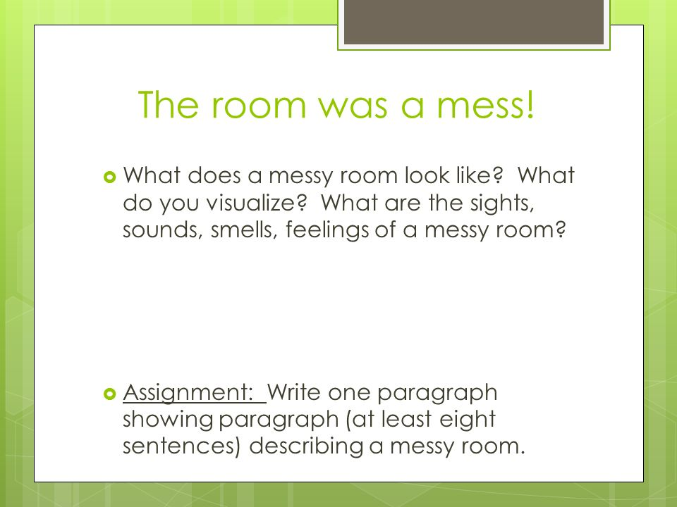 Why A Messy Bedroom Might Do Lasting Harm Freaktography Messy room essay