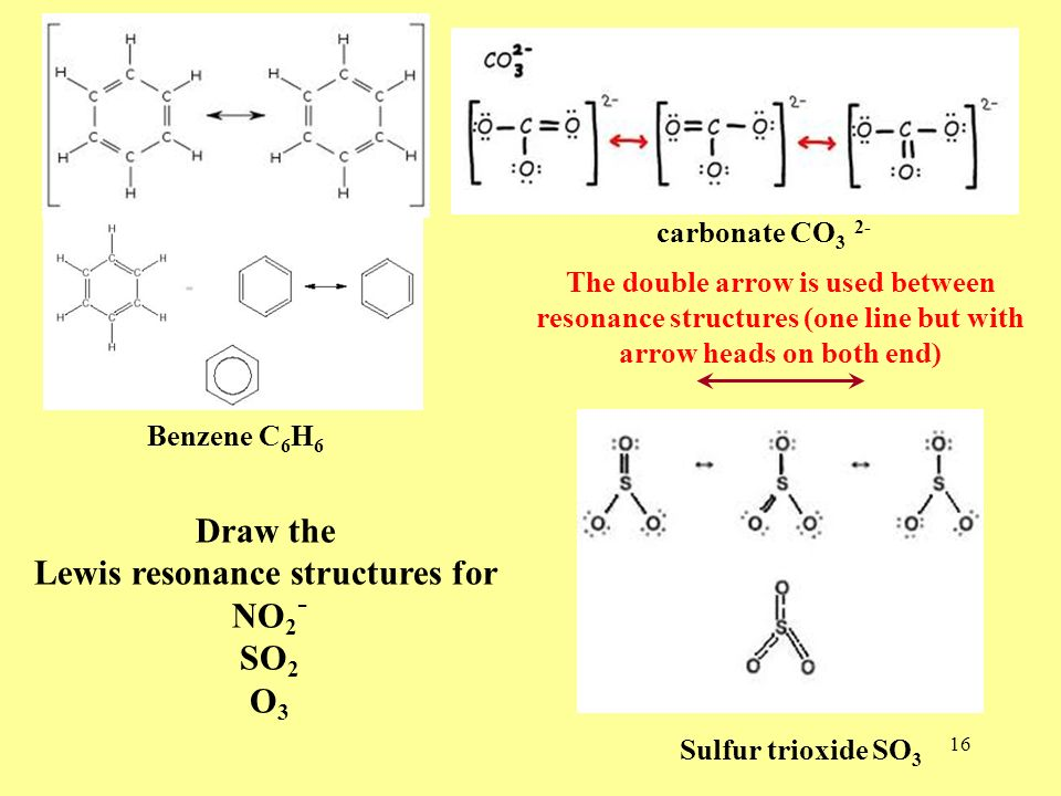 Carbonate Ion Lewis Structure