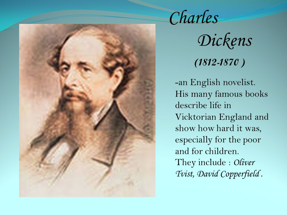 famous british writers ppt video online 3 charles