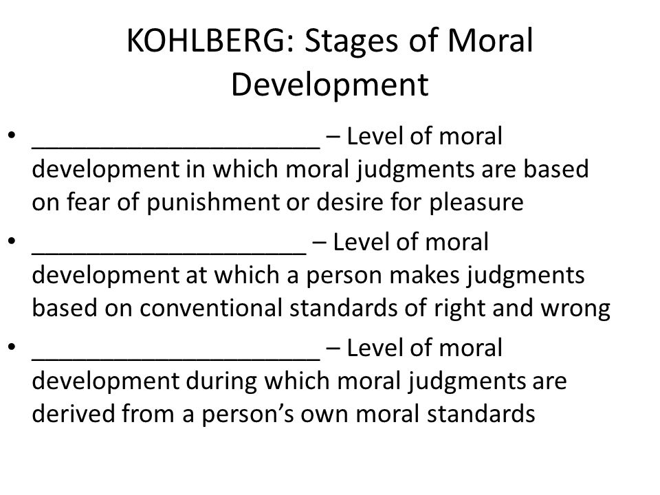 basing judgement on what is right and what is wrong Notice that bad results come from well-intentioned intuitions about what is right these intuitions play some role in a great variety of human tragedies wars - both military and trade - result because citizens support the belligerent stance of their government against the immoral behavior of another nation people oppose.