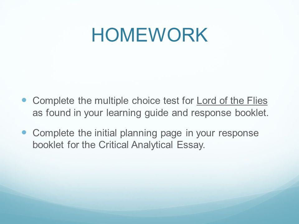 critical analytical response essay To write an analytical essay, first write an introduction that gives your reader background information and introduces your thesis then, write body paragraphs in support of your thesis that include a topic sentence, an analysis of some part of the text, and evidence from the text that supports your analysis.