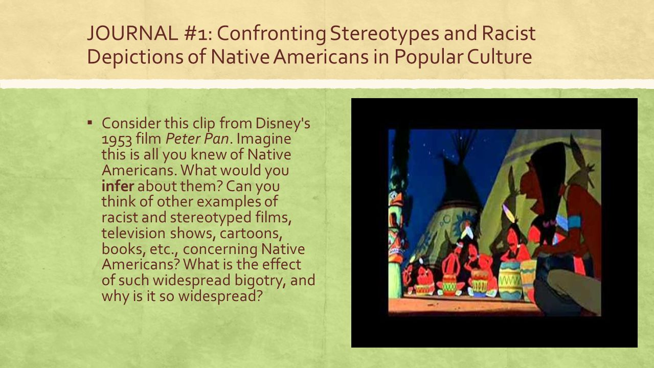 native american stereotypes in film Redface in film and tv in early films stagecoach is another john ford/john wayne film where native americans are nothing but vile savages who deserve to be shot history of indian stereotypes redface in film and tv indian myths vs reality.