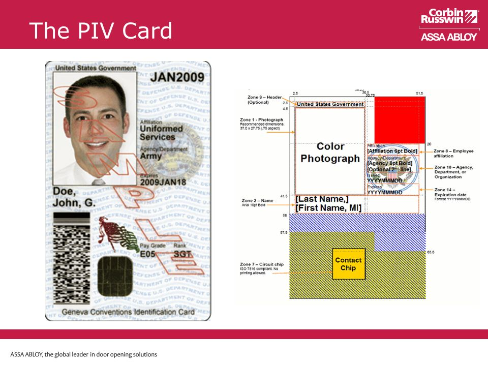 The+PIV+Card se lp10 integrated wiegand fips compliant piv solution ppt download se lp10 wiring diagram at gsmx.co