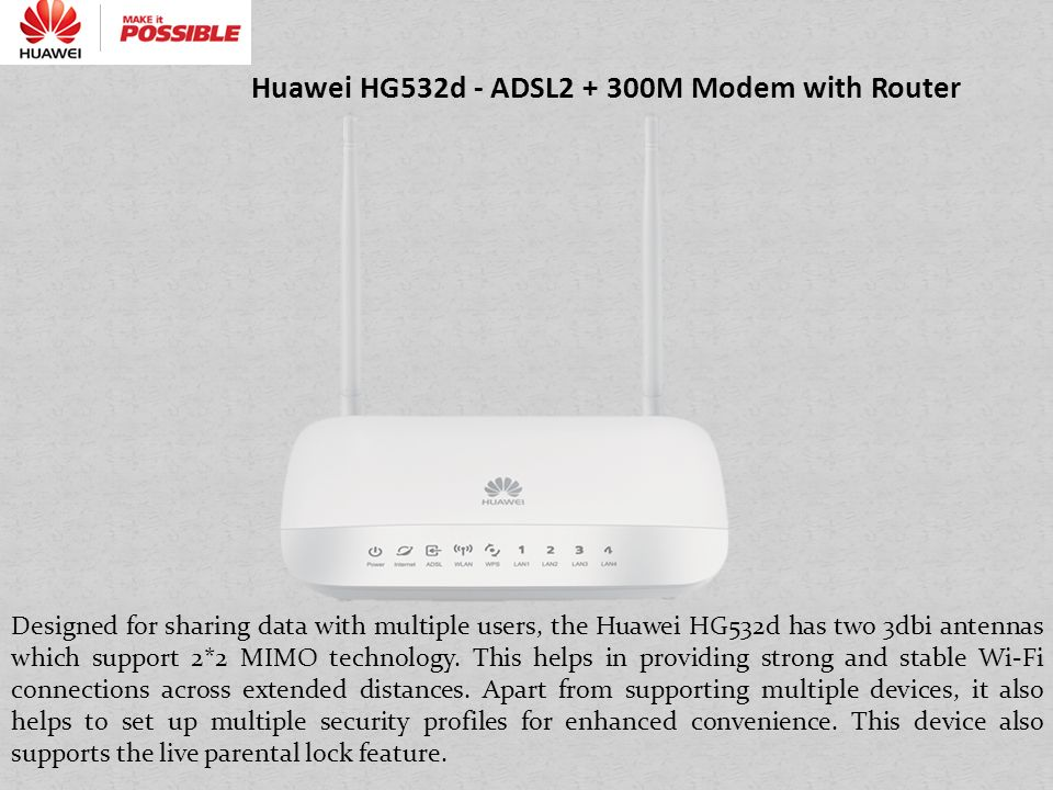 Huaweis incredible router range ppt video online download 4 huawei sciox Images