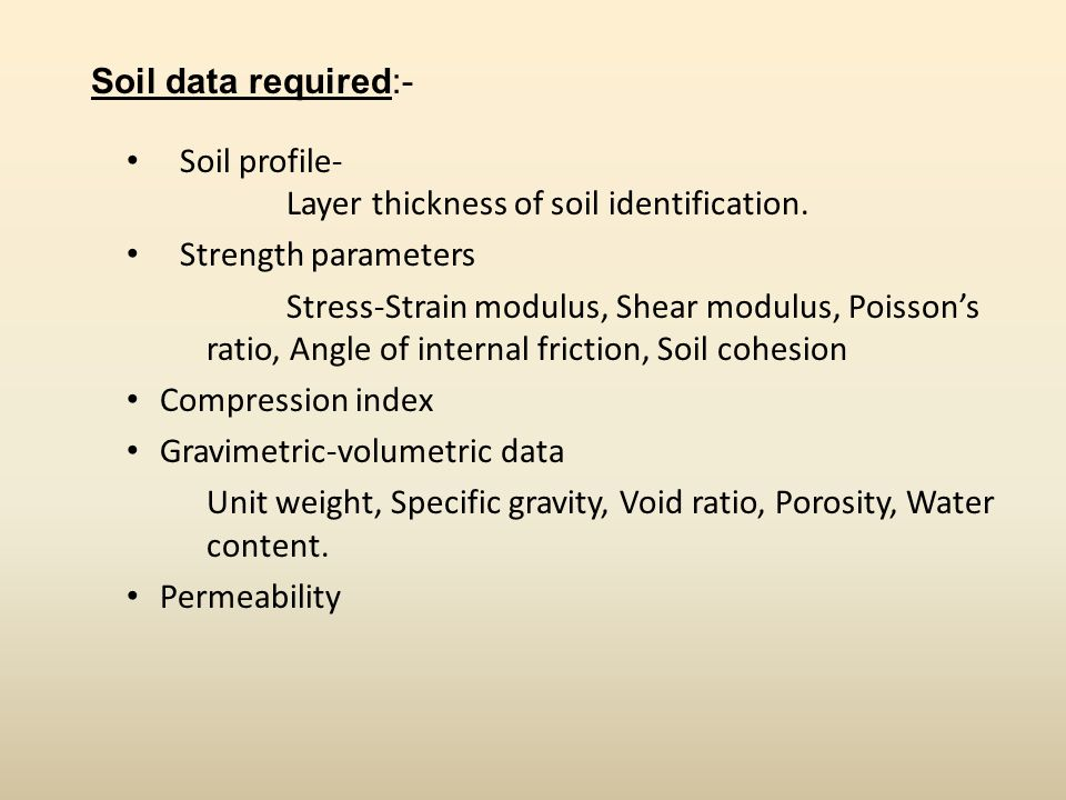 Detailed project report ppt video online download for Soil quality parameters
