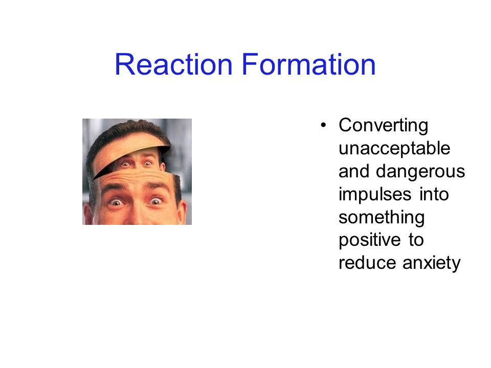 reaction formation theory Action/reaction theory  an attempt to explain the development of matter from the beginning of the universe  eg into a ring like formation where the potential movement is passed on in a circle with the possibility that this ring formations can grow into any size.