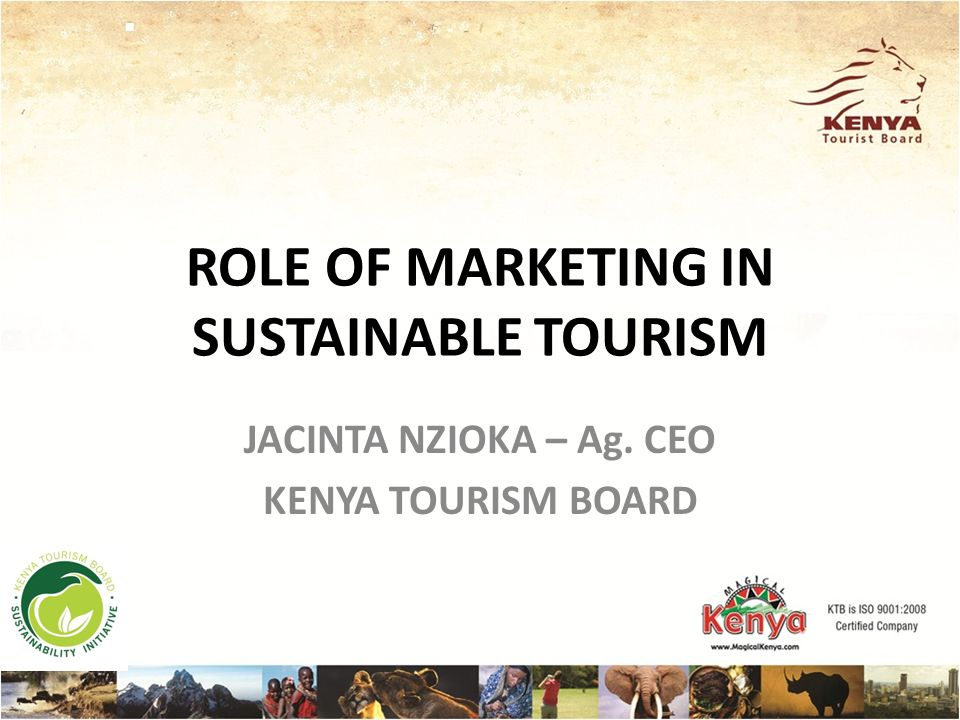 the role of social media in tourism marketing 1 the growth and benefits, role and relevance of social media in marketing, social media marketing strategies it also presents an overview on social media marketing.