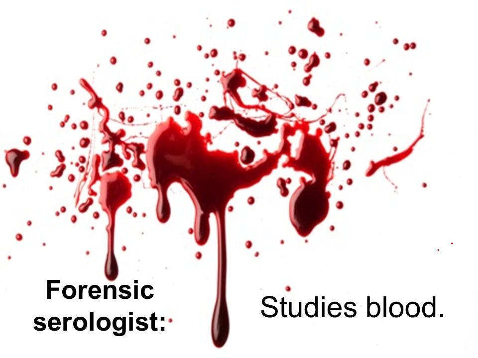 Bodily Fluids Analysis – The Forensics Library