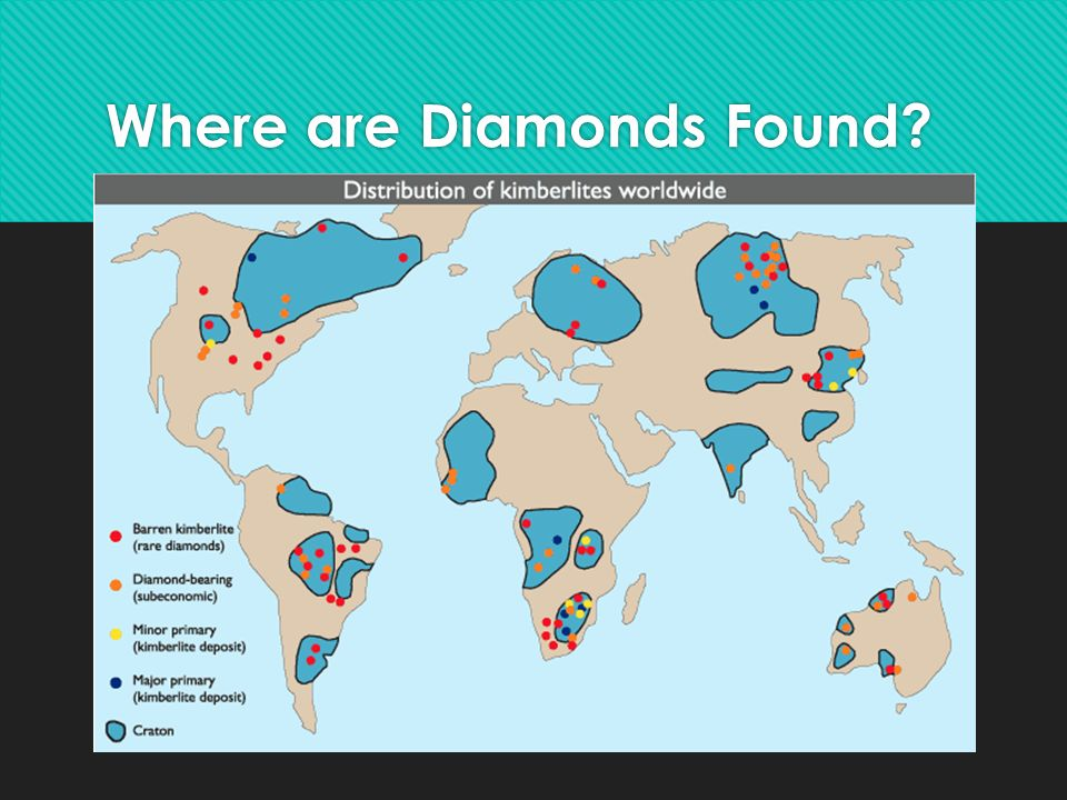 Mining In Canada Non-Metallic Minerals Metallic Minerals