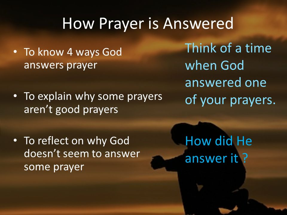 Read Pdf Your Prayers Answered