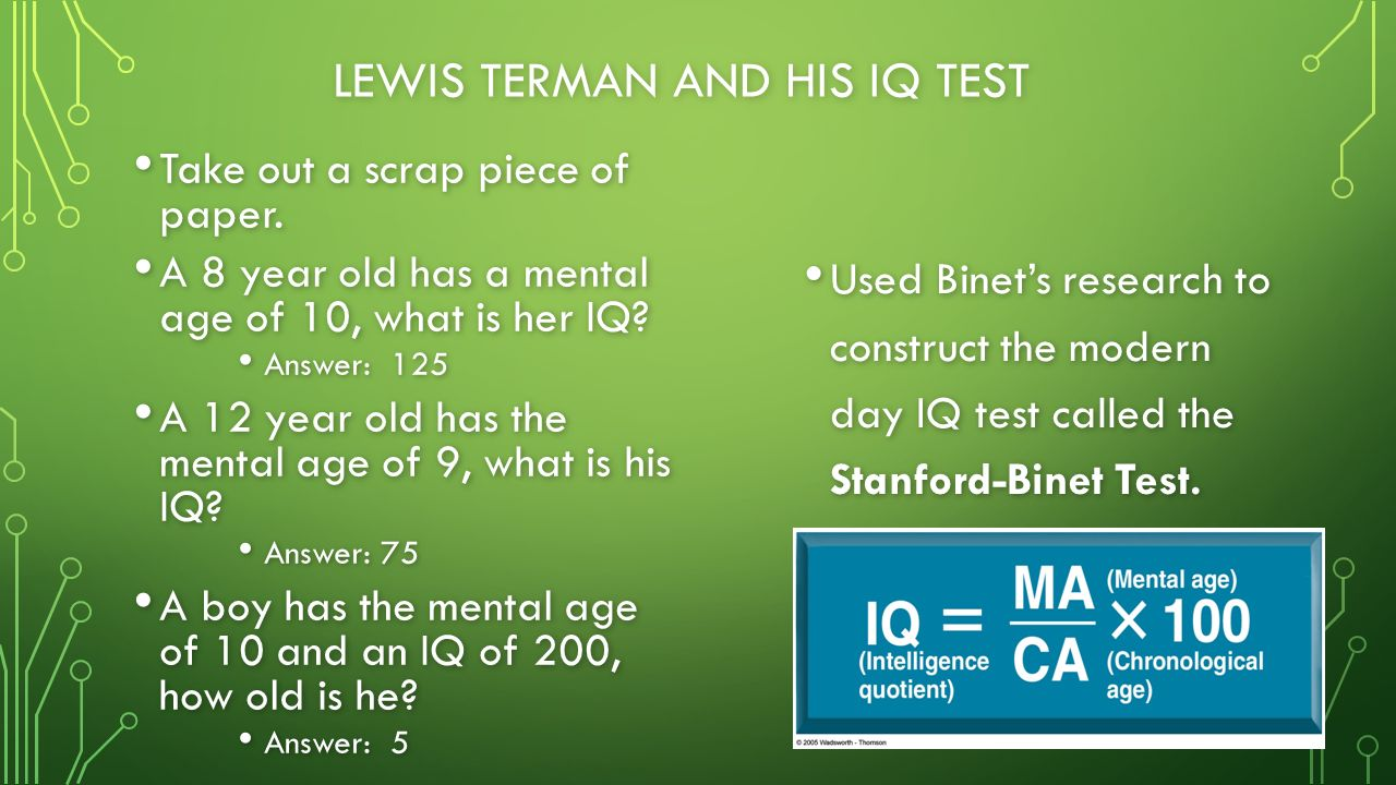 iq test for 8 year old pdf