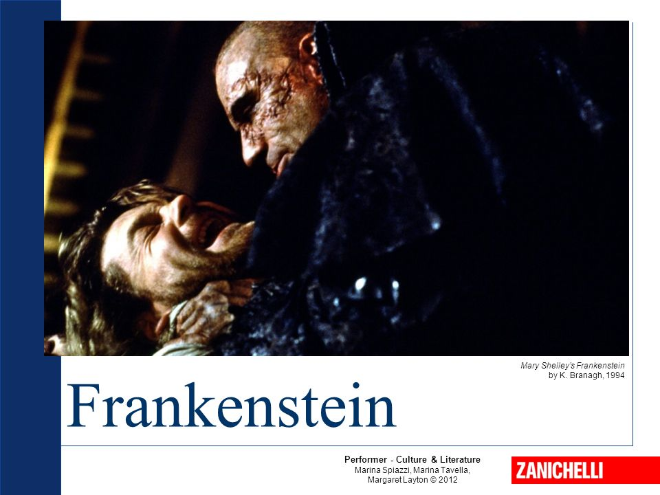 romanticism in mary shelleys frankenstein It was a period of extraordinary creativity: mary shelley started writing  frankenstein, the gothic masterpiece of romantic fiction byron.