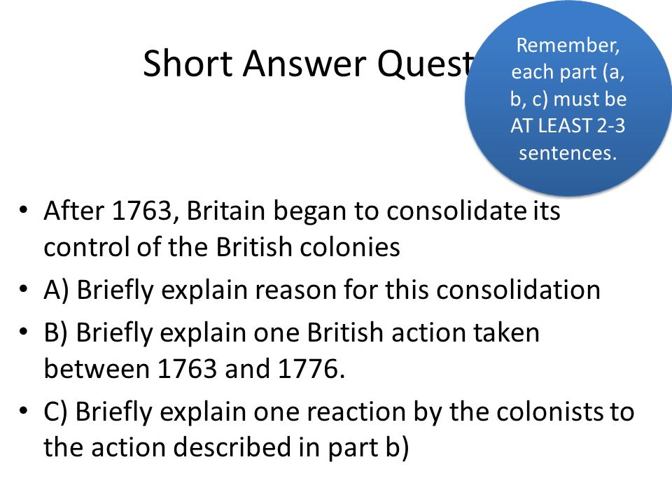 describe at least two causes of the american revolution essay