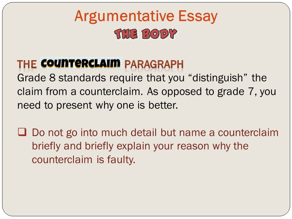 argumentative essay body image Body image outline essay read more: how to write an informative essay outline d body image is a pressing issue that plagues all men and women alike 2.