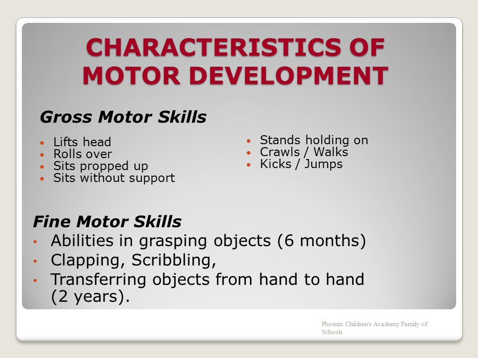 Motor Play For Infants And Toddlers Ppt Video Online