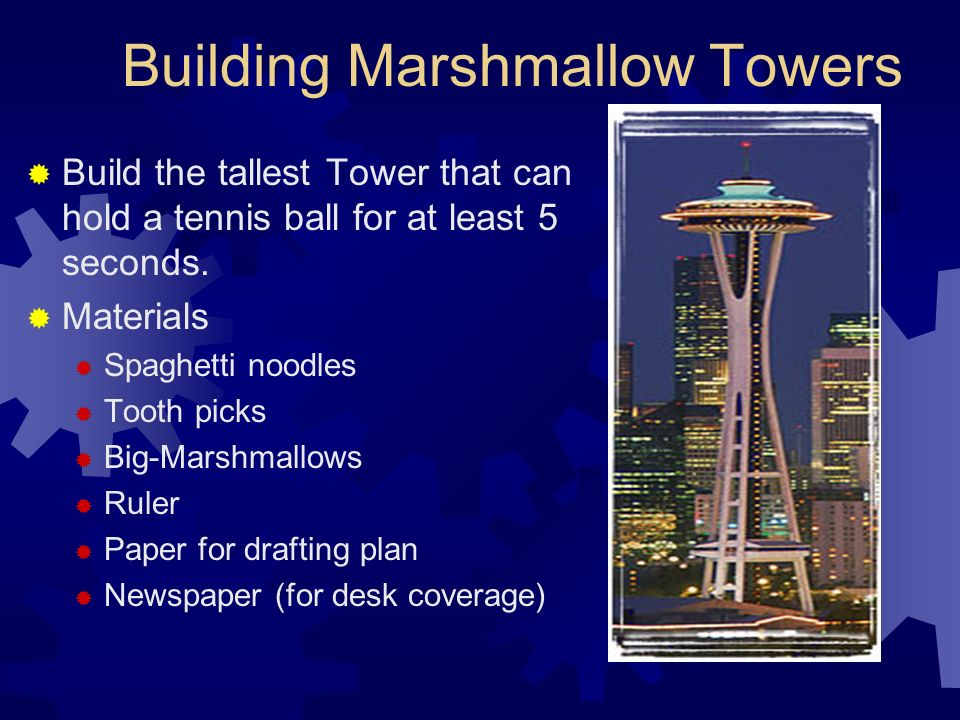 how to build the tallest tower